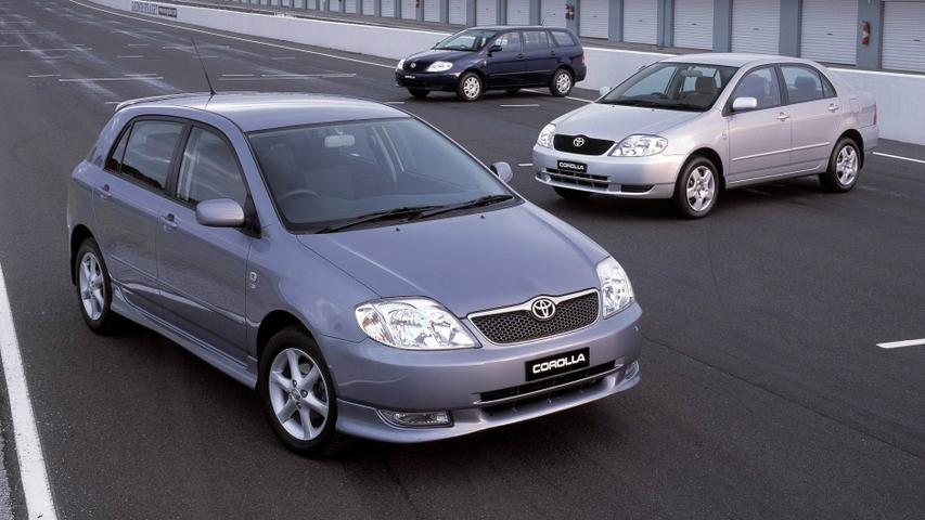 Toyota Announces Airbag Recall For Corolla Models Built