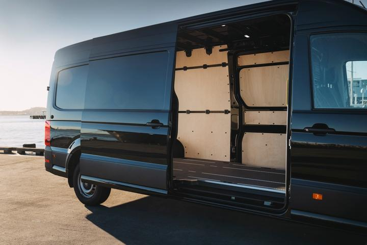 2018 Volkswagen Crafter first drive review
