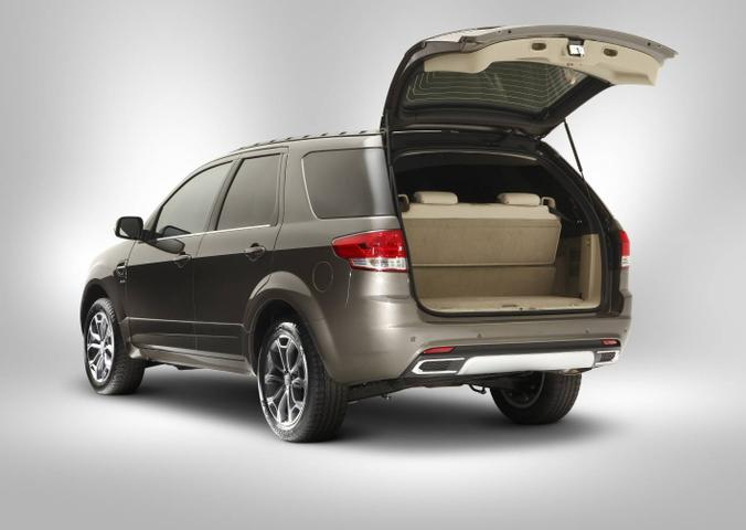 2011 Ford Territory's Diesel Heart Revealed