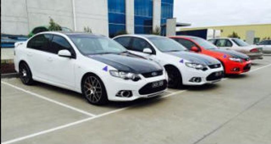 0 FORD PERFORMANCE VEHICLES