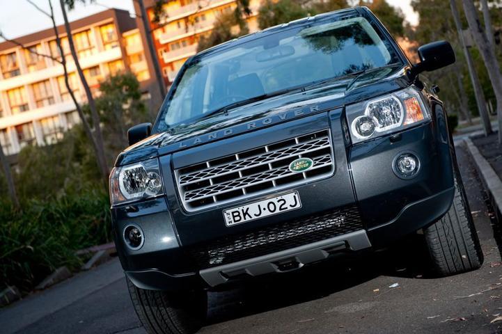 2010 Land Rover Freelander 2 TD4_e Start/Stop Now Available