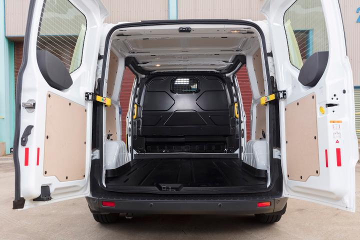 2017 Ford Transit Custom EcoBlue Automatic First Drive | Buyer