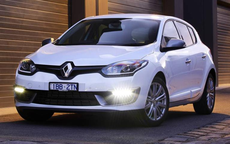 2014 Renault Megane Review: GT-Line Hatch