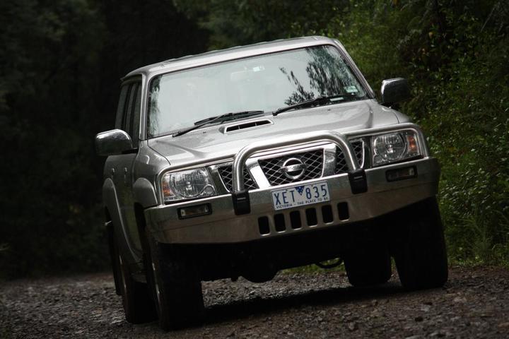 2014 Nissan Y61 Patrol Titanium: Price And Features For Australia