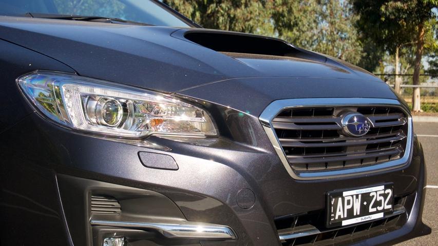 2018 Subaru Levorg 1 6 GT reviewed