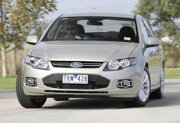 2012 Ford Falcon G6 EcoBoost Review