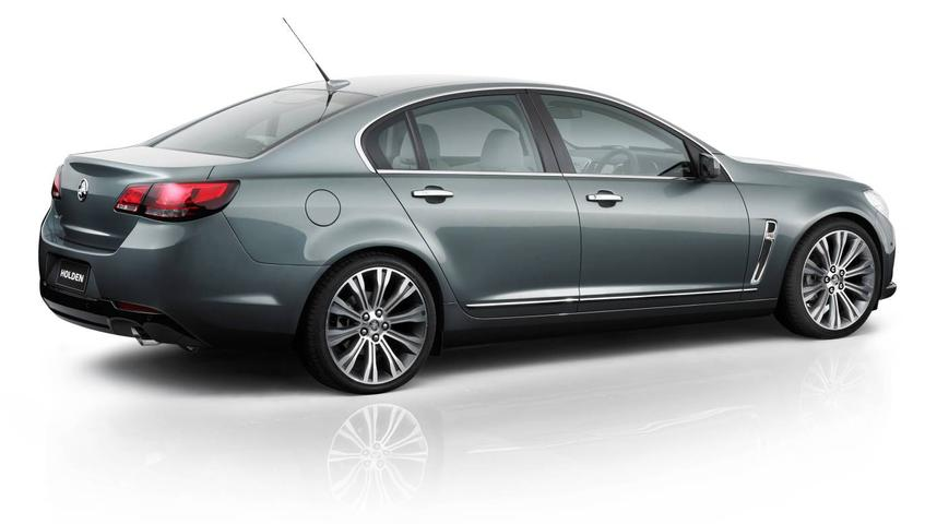 Holden's New 2013 VF Commodore: The Hits And Misses