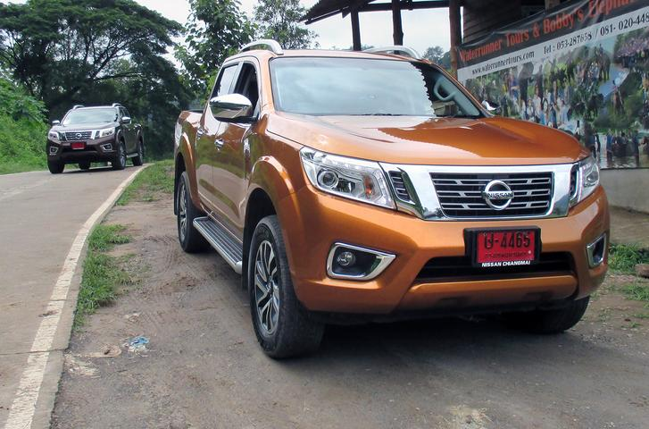 Nissan Navara NP300 D23 4X4 Review: With Elephants And Hounds In The