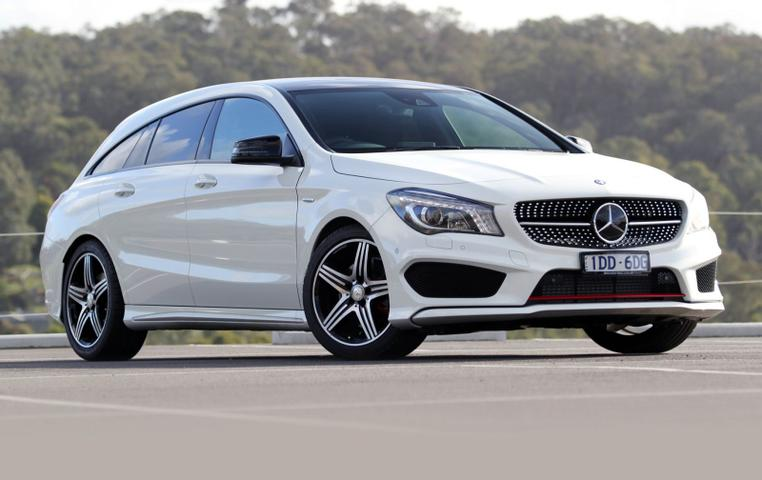Mercedes-Benz CLA Shooting Brake Review: 2015 CLA 200, CLA