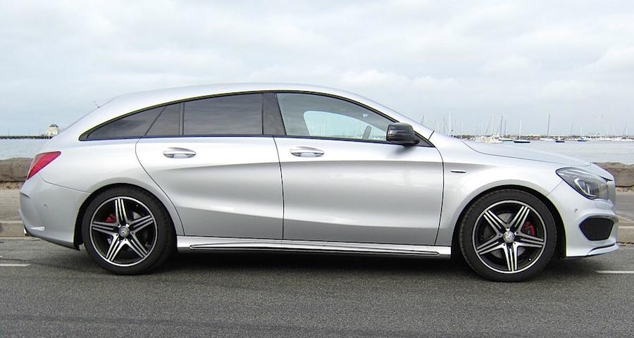 2016 Mercedes-Benz CLA250 4Matic Shooting Brake REVIEW | As Sexy As