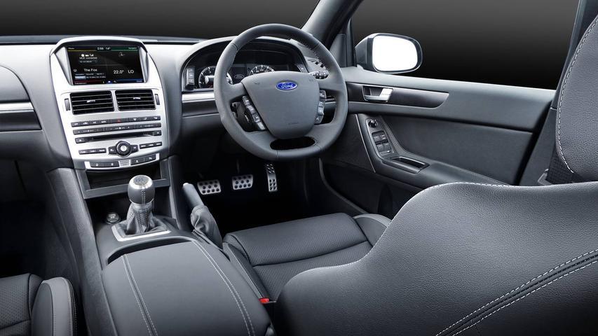 2015 Falcon FGX Range Review: Falcon LPi, G6E Ecoboost And G6E Turbo