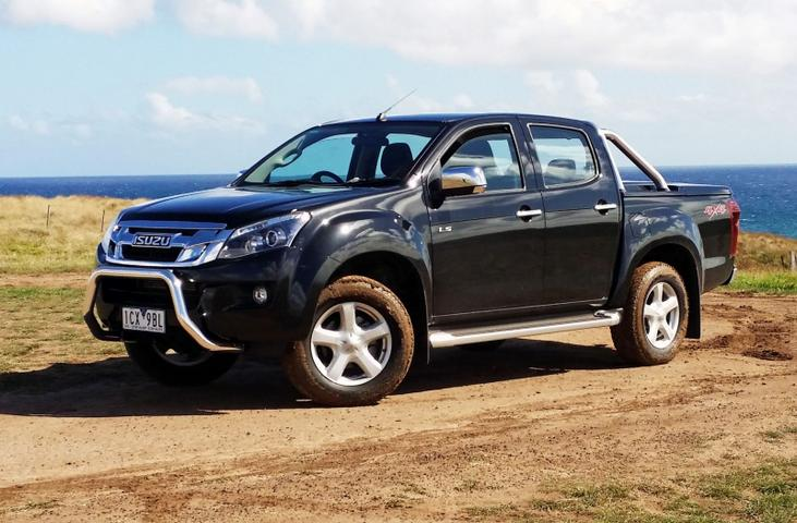2015 Isuzu D-Max Review: LS-U 4X4 Crew Cab Ute - Go On, Try And Bust