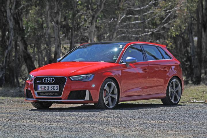 2016 Audi Rs 3 Review Audi S Hotrod Hatchback
