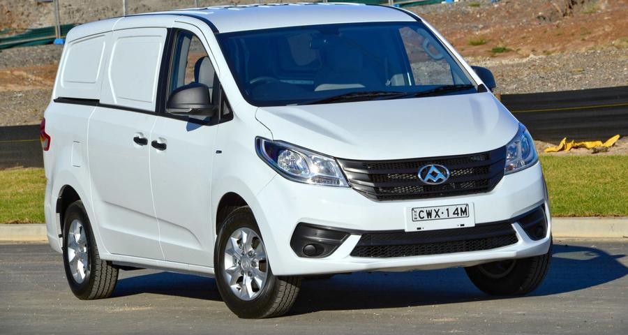 LDV G10 Entry-Level Van Launched In Australia - From $25,990