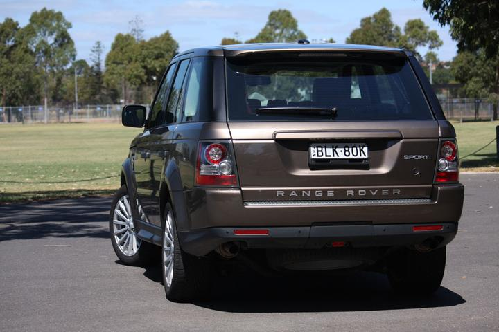 2010 Range Rover Sport Road Test Review