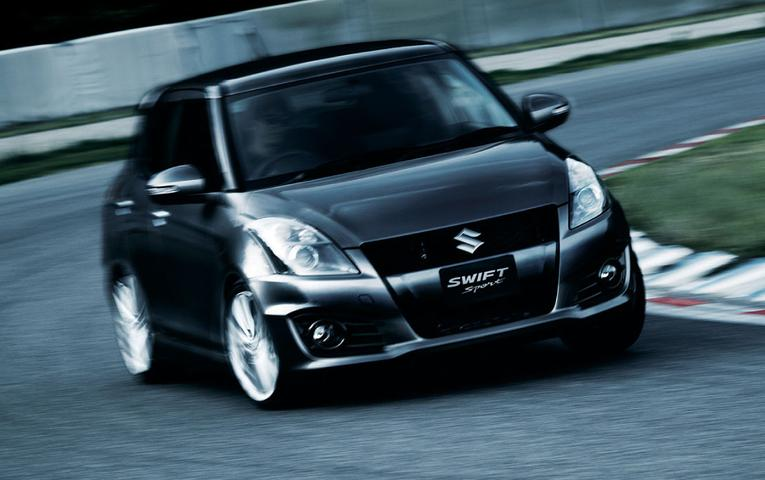 2012 Suzuki Swift Sport First Drive Review