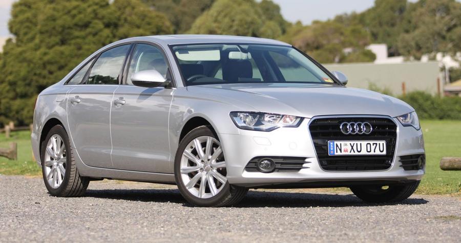 2012 Audi A6 Sedan 2 0 TDI Review