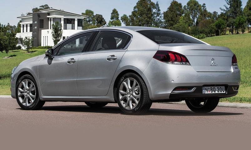Peugeot 508, 508 GT: 2015 Price And Features For Australia