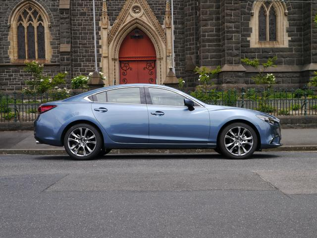 2017 Mazda6 Diesel Review | Euro Diesels Beware - Mazda's Coming For You