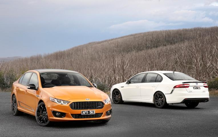 2016 Ford Falcon XR6 Sprint and XR8 Sprint REVIEW | Ford's