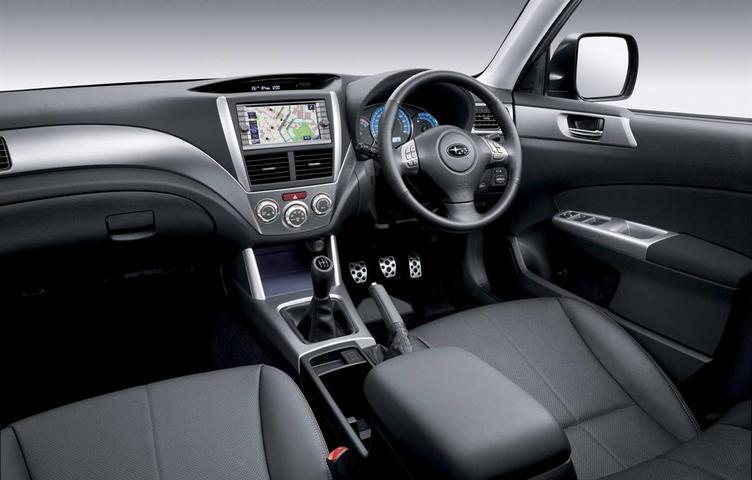 2009 Subaru Forester XT Premium Road Test Review