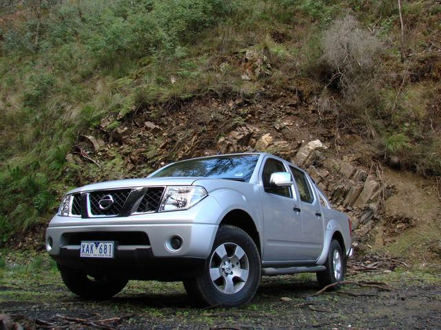 2009 Nissan D40 Navara Dual-Cab ST-X Diesel Road Test Review
