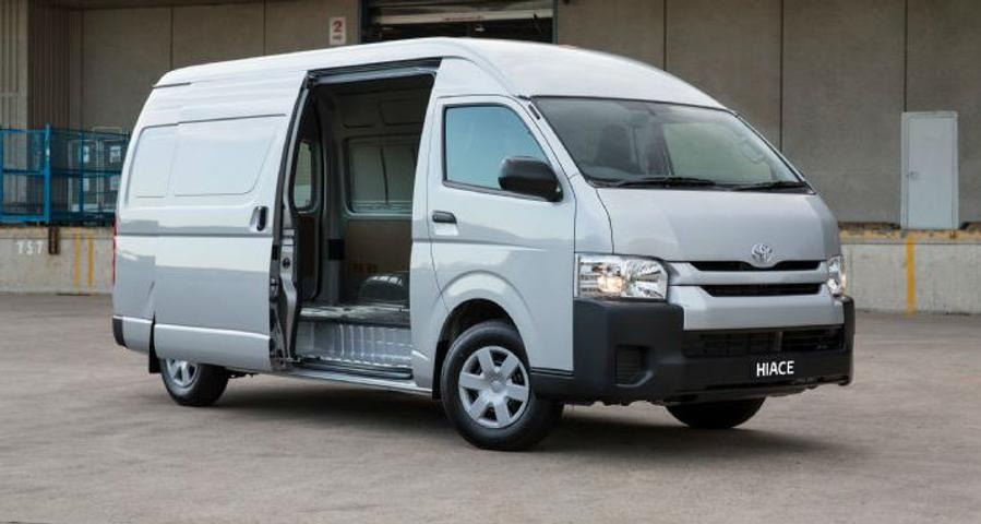 Toyota HiAce: 2015 Price And Features For Australia