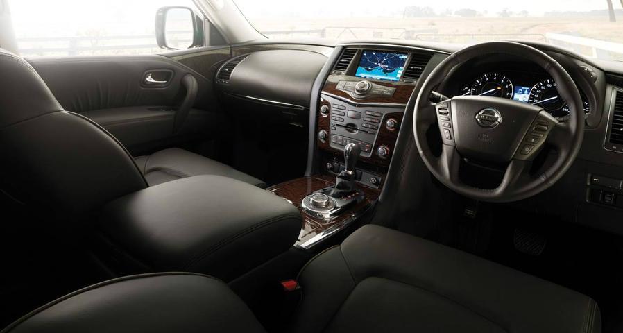 2016 Nissan Patrol Ti V8 REVIEW | Massive SUV, Massive Price