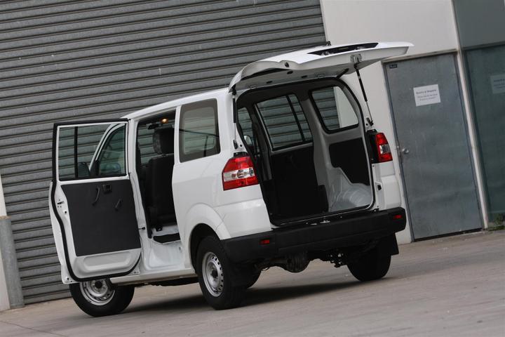 2011 Suzuki APV Review