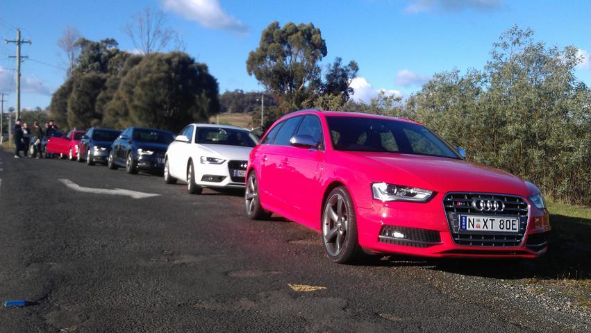 2012 Audi A4 3 0 TDI, 3 0 TFSI Quattro And S4 Avant Launch