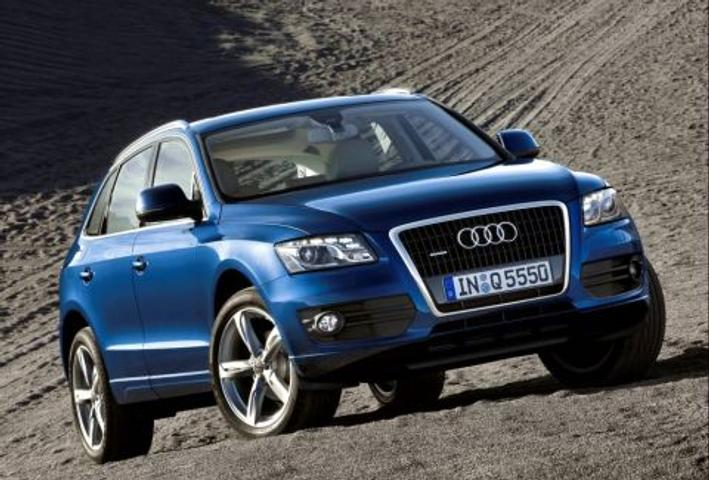 2009 Audi Q5 Range To Get 7-Speed Dual-Clutch Gearbox As Standard