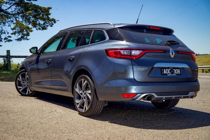 2018 Renault Megane GT Wagon Review