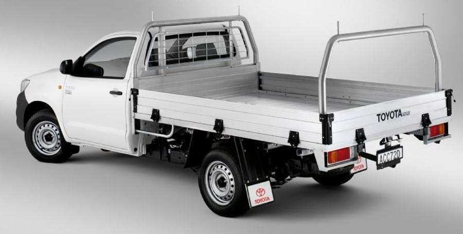 2012 Toyota HiLux 4x4 Double Cab SR Diesel Review