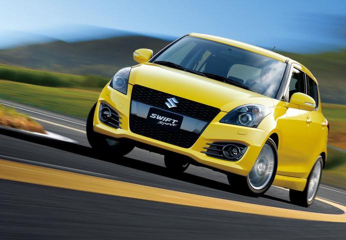2012 Suzuki Swift Sport On Sale In Australia