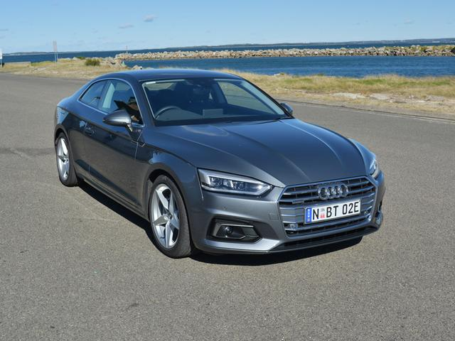 2017 Audi A5 2 0 TDI Quattro Review | Diesel Coupe Lacks Sportiness