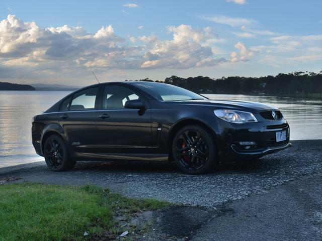 2017 Holden Commodore SS-V Redline Review | World Class Performance