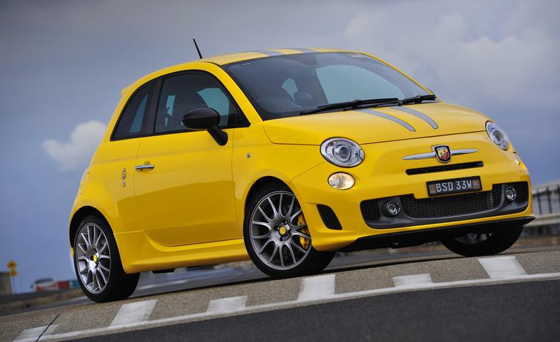 Fiat 500 Abarth 695 Tributo Ferrari Stocks Boosted For Australia