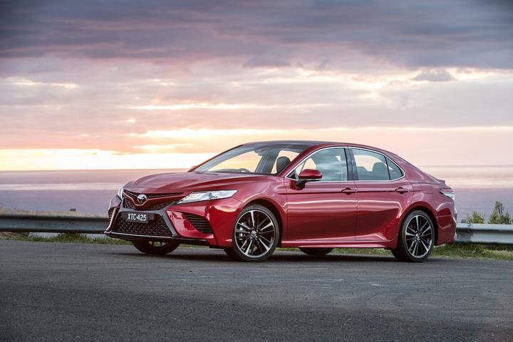 2018 Toyota Camry First Drive | Boldly Styled But Still