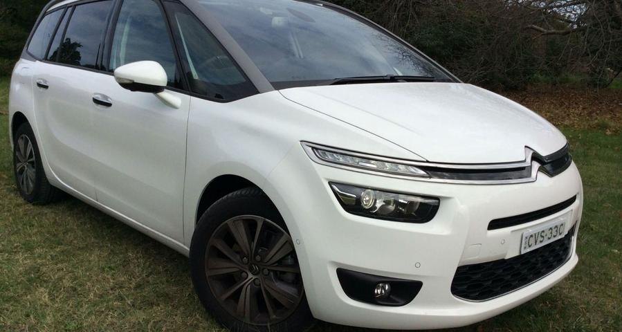 2016 Citroen Grand C4 Picasso LONG TERM REVIEW - Pssst   Best In