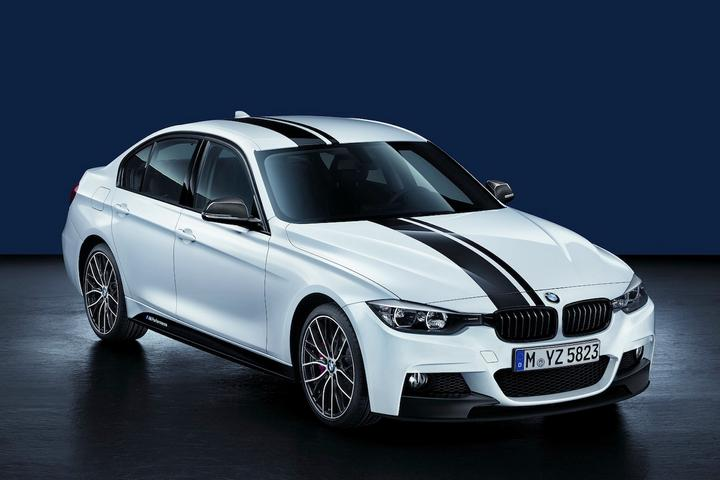 Bmw M Performance Parts Range Announced For 1 3 5 Series