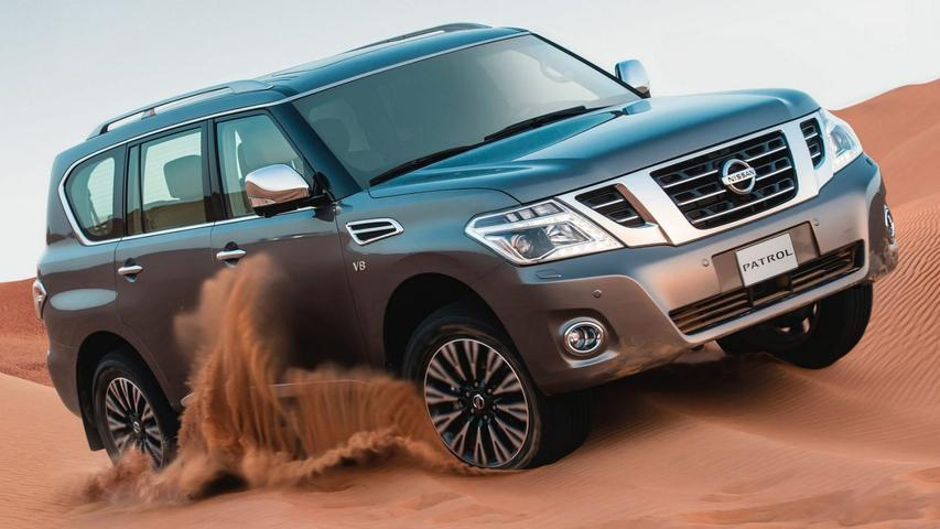 2018 Nissan Patrol: News, Upgrades, Specs, Price >> Nissan Patrol Given 2018 Update Price And Features For Australia