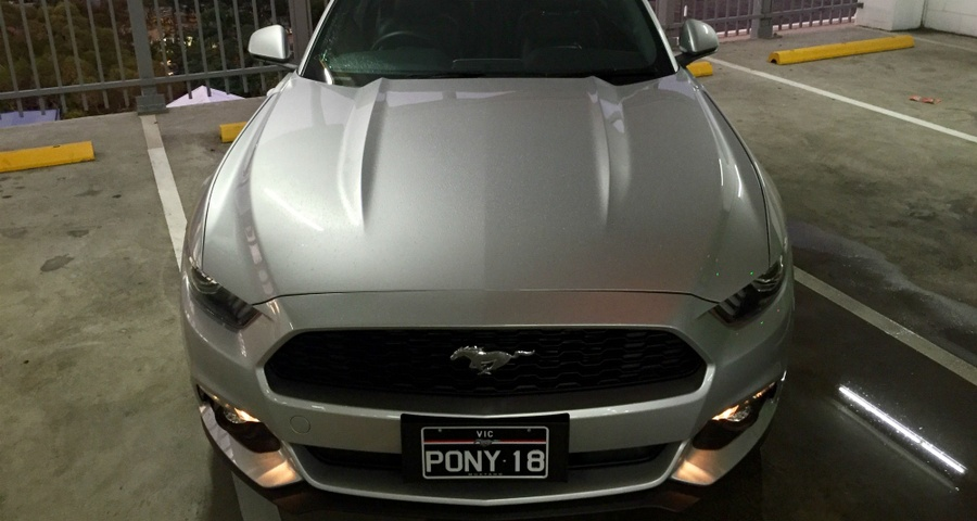 0 FORD MUSTANG