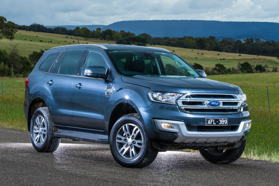 Ford Everest used car review - Used car review: Former Drive Car of