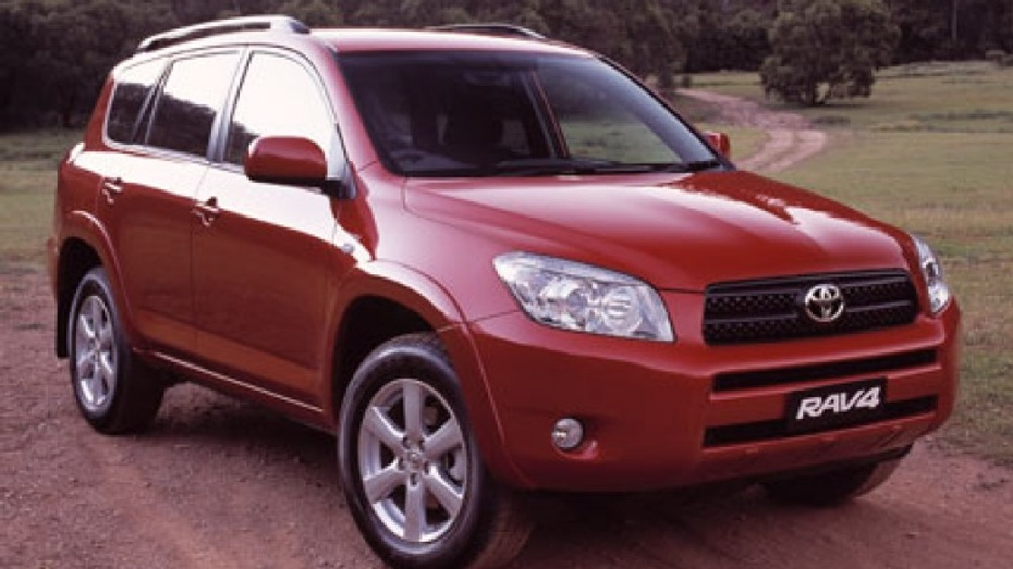 Used Car Review Toyota Rav4 2006 08