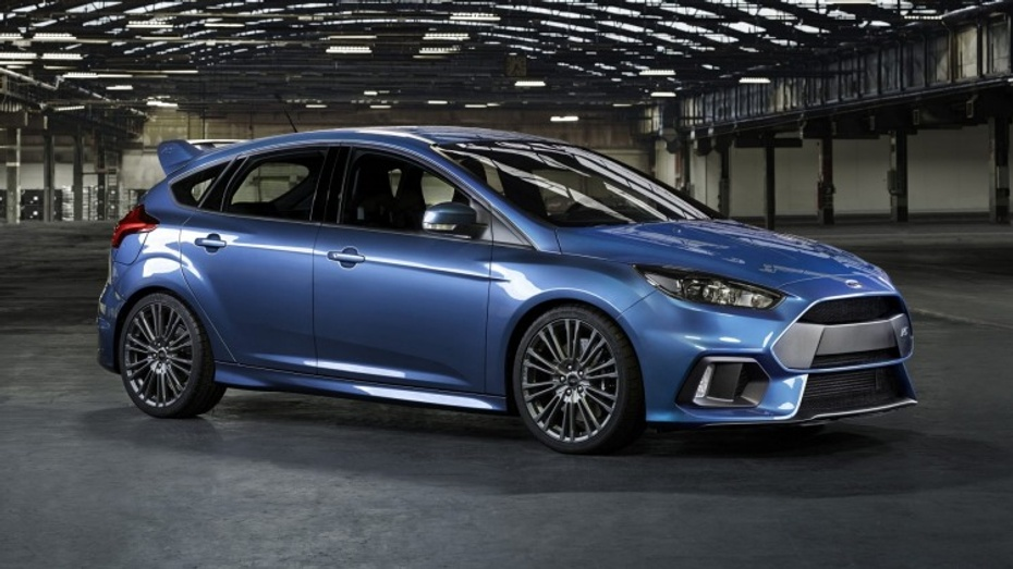 Ford Focus Awd >> Ford Focus Rs Goes Awd