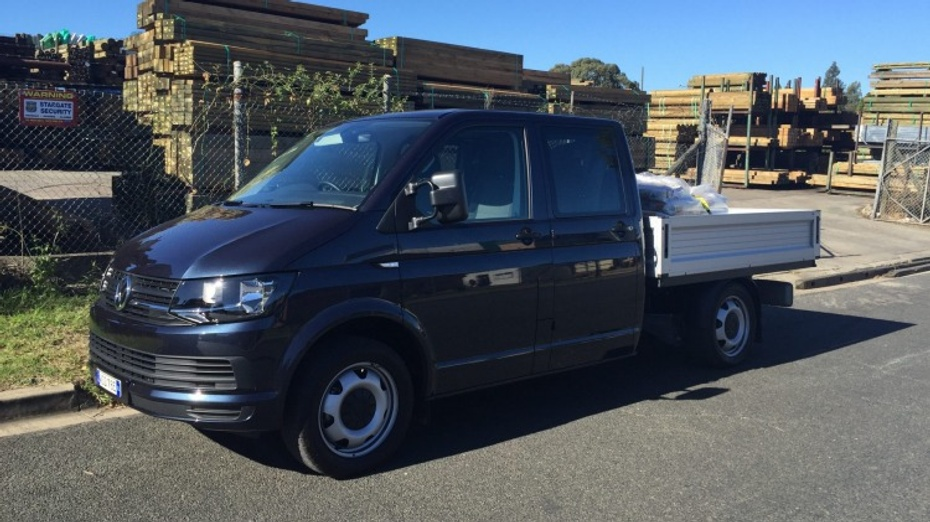2016 Volkswagen Transporter TDI400 dual cab chassis review