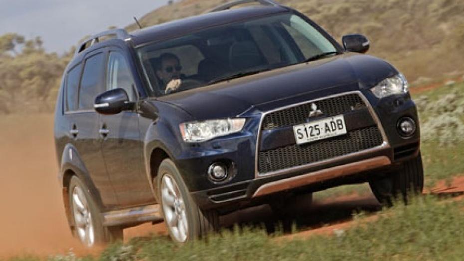 Mitsubishi Outlander VRX