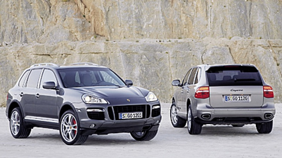 Used Car Review Porsche Cayenne 2003 07
