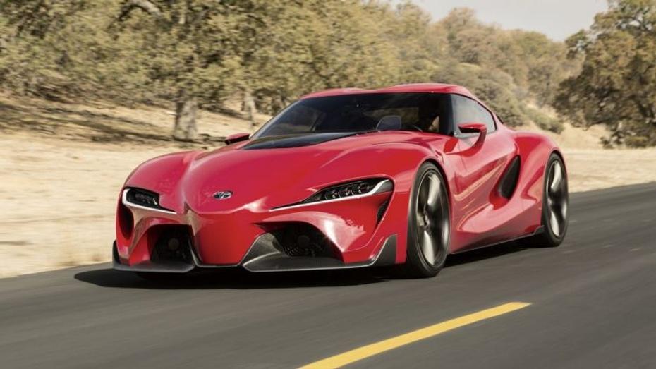 2017 Toyota Supra >> New Toyota Supra Corolla Hot Hatch Set For 2017 Debut New Toyota
