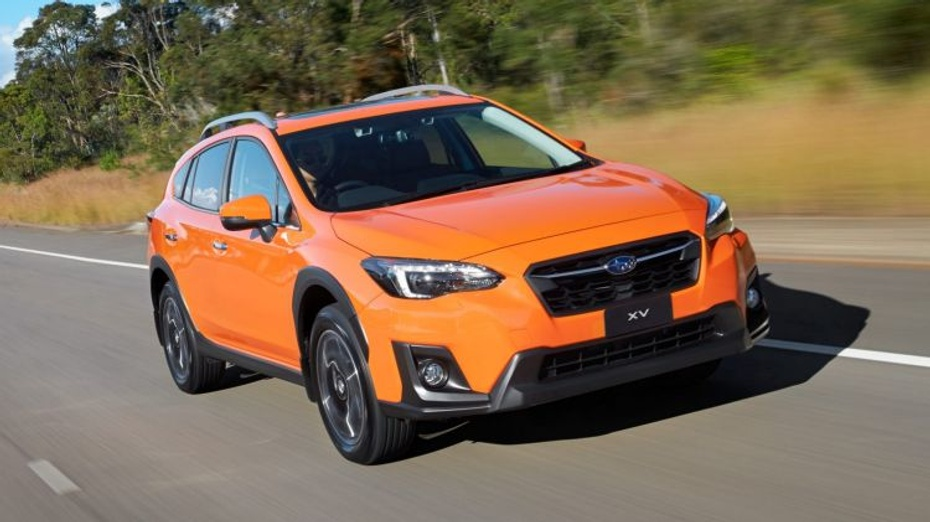 2018 Subaru XV first drive review - Tested: New Subaru XV